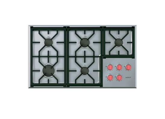 Professional Gas Cooktop W 914 Kouzina Appliances