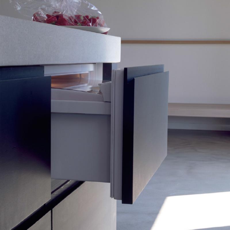 Integrated Combination Drawers W 762 Kouzina Appliances