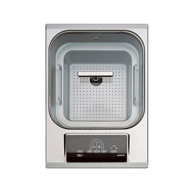 Integrated Steamer W 380 Kouzina Appliances