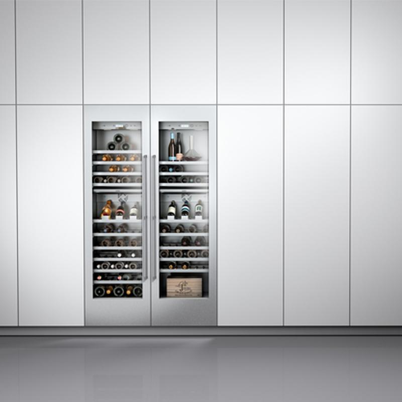 Vario Cool Wine Cabinet W 610 Kouzina Appliances