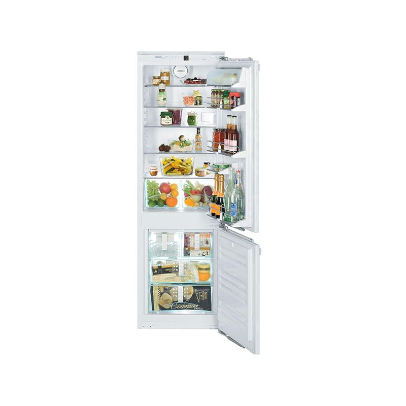 Integrated Refrigerator Freezer Ice Maker W 600 Kouzina