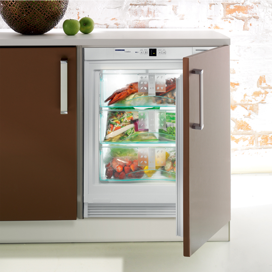 INTEGRATED UNDER BENCH FREEZER W.600