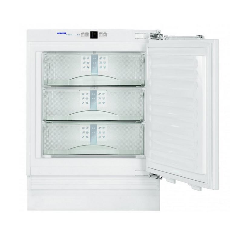 Integrated Under Bench Freezer W 600 Kouzina Appliances