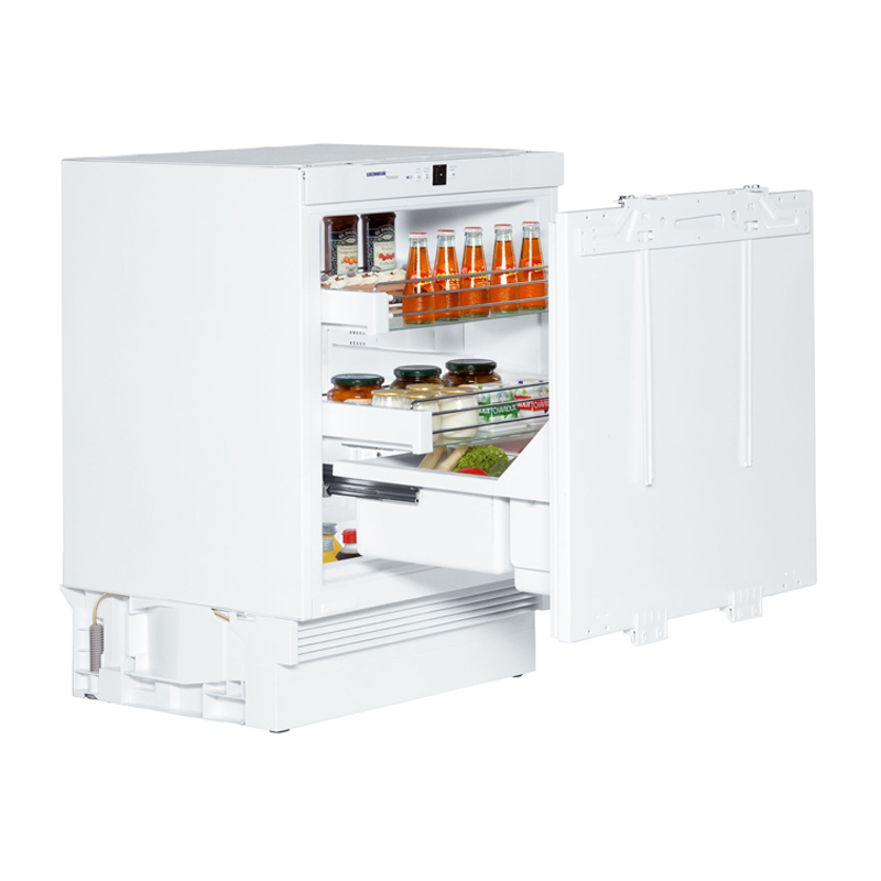 Integrated Under Counter Pull Out Bar Fridge W 600