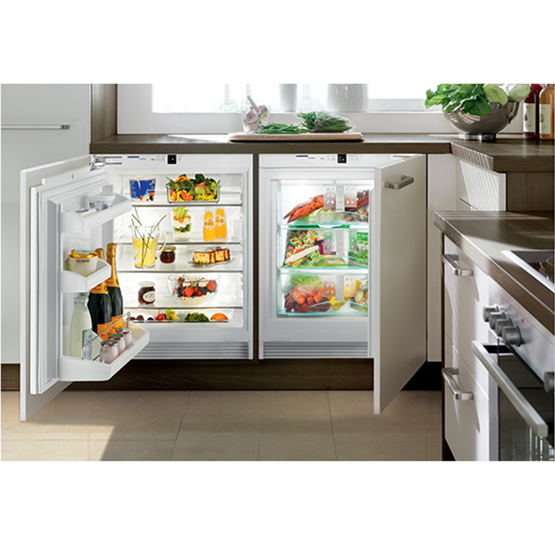 Integrated Under Counter Fridge W 600 Kouzina Appliances