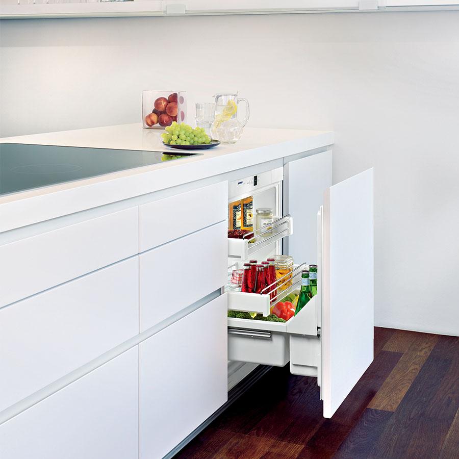 Underbench Pull Out Fridge Bar Kouzina Appliances