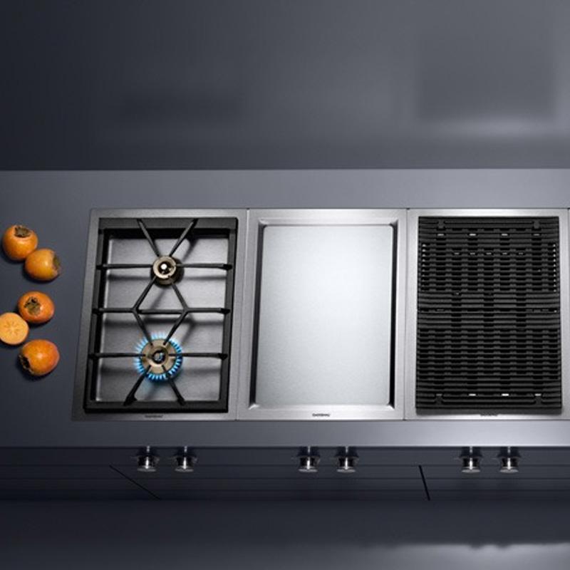 vario 400 teppan yaki 2 zones kouzina appliances. Black Bedroom Furniture Sets. Home Design Ideas